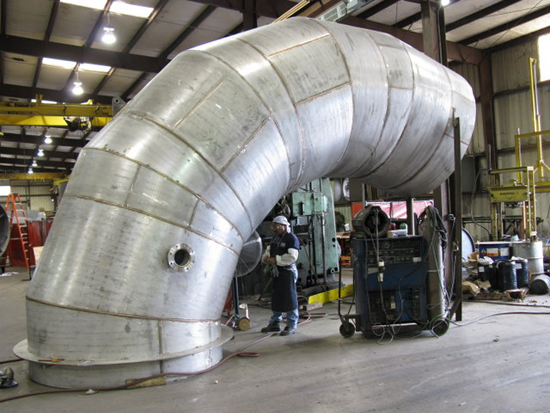 Duct Work and duct work assembly (#97767 - 02/06/2012)