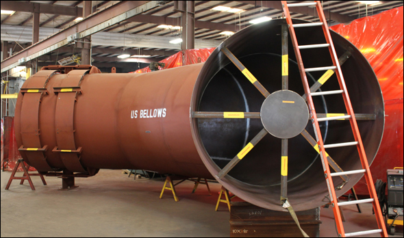 Duct Work Assembly (#119426 - 02/04/2013)