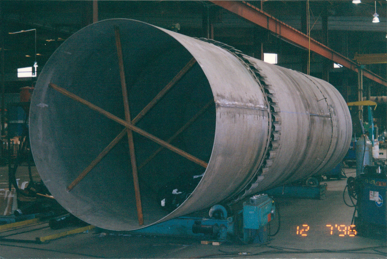 Duct Work Assembly 1996 (MD)