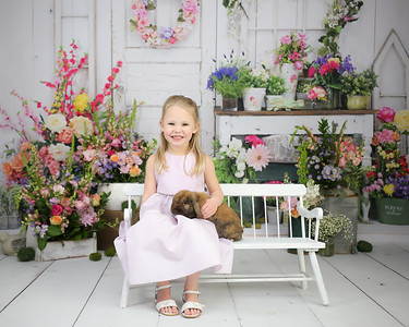Dudelston Easter Mini 2018
