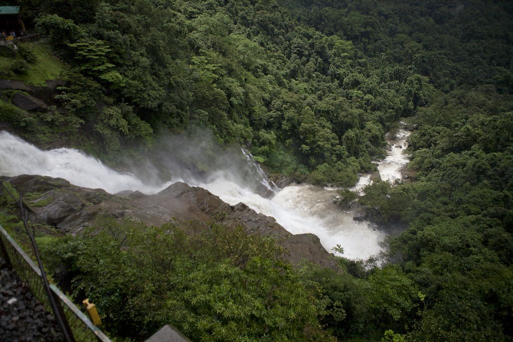 Goa Train Waterfall Train From Madgaon in Goa