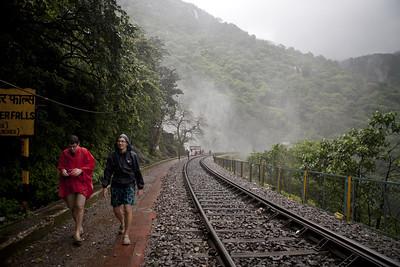 Hiking The Dudhsagar Falls A Hidden Gem Of Goa
