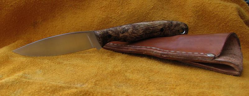 Dudley Pratt Handmade -  Knife Gallery