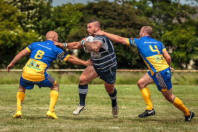 Bradford Dudley Hill v. Featherstone Lions, National Conference League Div. 1, 09/06/2018