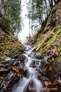 Off the beaten path while hiking the pincushion trail system in Grand Marais, MN