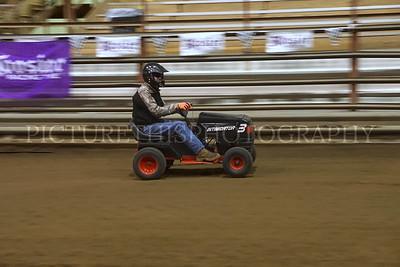 Lawn Mower Race
