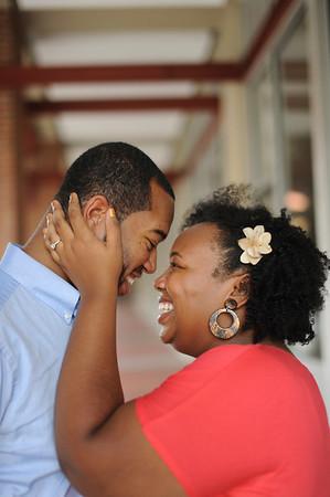 Joshua & Dana - Engaged