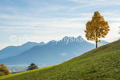 Berge/ Gipfel/ Samerberg