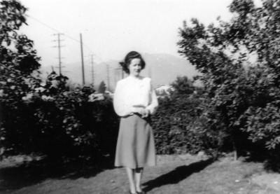 Edith Marshal 1944
