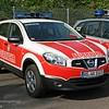 Roepnummer: Florian Wassenberg KdoW-01<br /> Soort voertuig: KdoW (Wehrleitung)<br /> Kenteken: HS-WA 1001<br /> Merk: Nissan Qashqai<br /> Opbouw: eigenbouw<br /> Bouwjaar: 2012 / In dienst: 2013