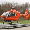 Rettungshubschrauber Christoph 9<br /> Luftrettung Bundesministerium des Innern<br /> Roepnummer: Christoph 9<br /> Registratienummer: D-HZSN<br /> Merk: Eurocopter EC-135 T2i<br /> Bouwjaar: 2007 (in dienst februari 2008)<br /> Standplaats: BGU-Duisburg Buchholz (Unfallklinik)