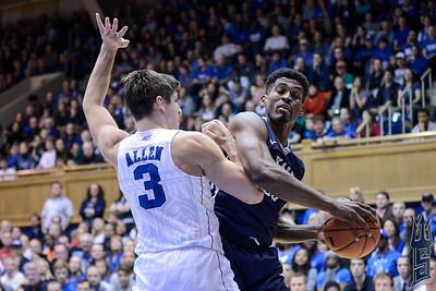 Duke vs. Yale
