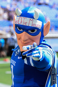 Duke of the Midwest / Duke Blue Devils / Photo by Chris Summerville