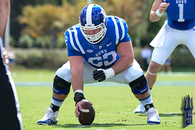 Matt Skura, C / Duke Blue Devils / Photo by Chris Summerville