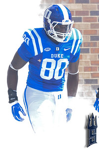 David Reeves, TE / Duke Blue Devils / Photo by Chris Summerville