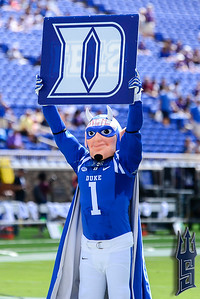 Let's Go Duke / Duke Blue Devils / Photo by Chris Summerville