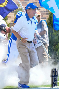 David Cutcliffe, Head Coach / Duke Blue Devils / Photo by Chris Summerville