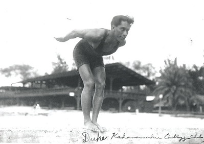 1917 Duke Kahanamoku