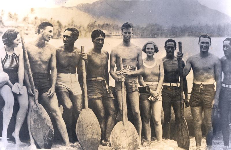 1934 Duke Kahanamoku