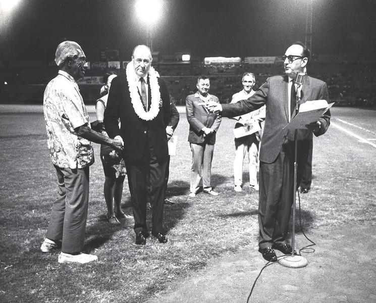 1950s Old Honolulu Stadium