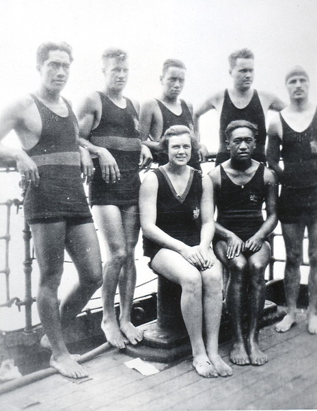 1920 Olympic Swim Team