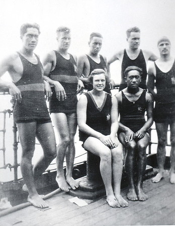 1920 Olympic Swim Team