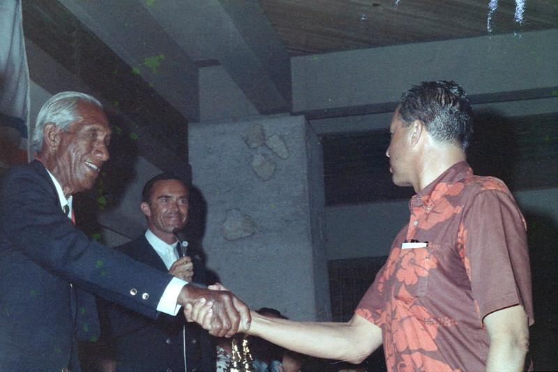 1968 Duke Kahanamoku