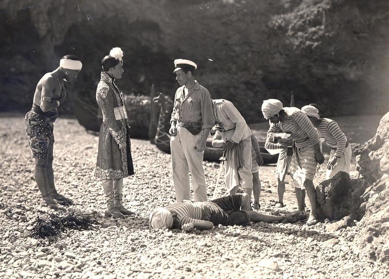 1929 Duke Kahanamoku