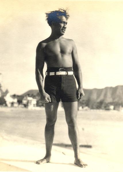 1920 Duke Kahanamoku