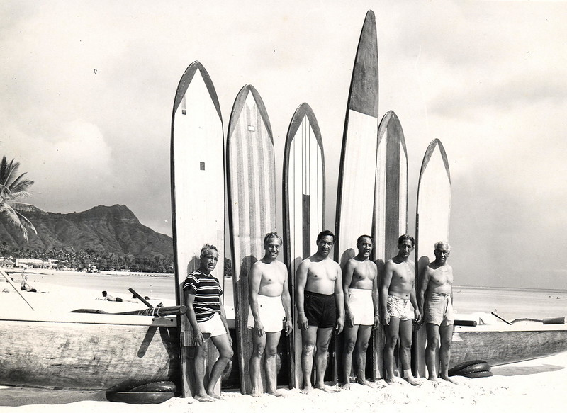1953 Kahanamoku Brothers