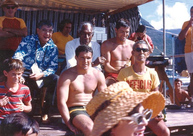 1964 Duke Kahanamoku Surf Team