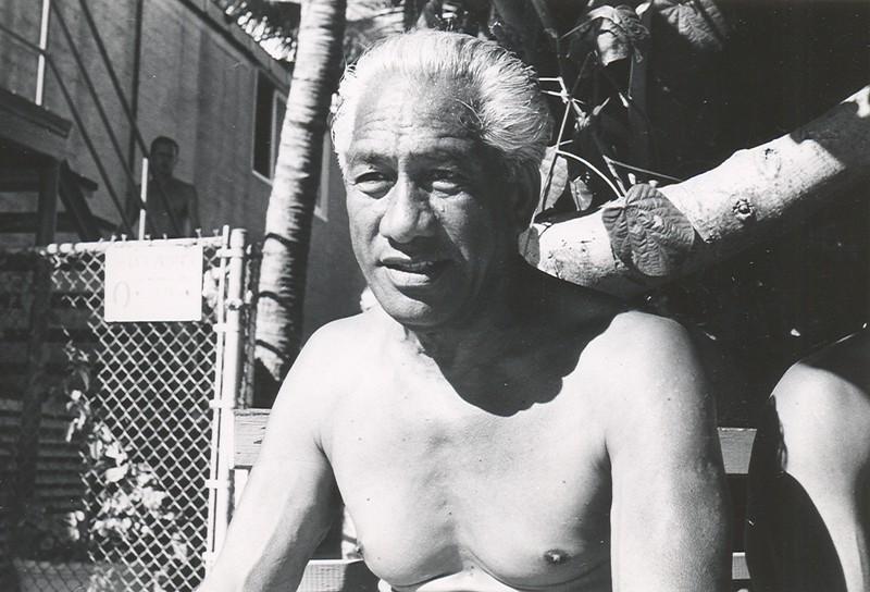 1960s Duke Kahanamoku