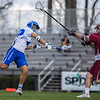 Duke MLAX vs St Joseph's