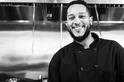 Executive Sous Chef - Warren Rhoden