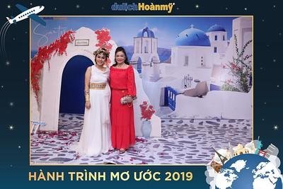 Hội nghị Khách hàng Du lịch Hoàn Mỹ 2019 @ Equatorial Hotel - instant print photo booth - chụp ảnh lấy liền Sự kiện