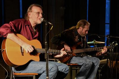 Lonnie Knight with Reid Papke
