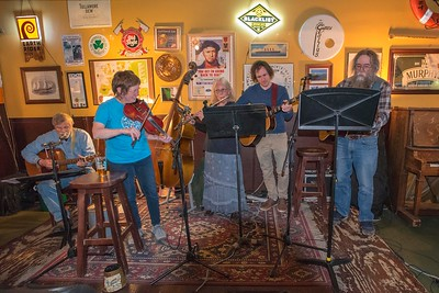 Dylan Fest Acoustic Jam Session with Leslie Black @ Carmody Irish Pub