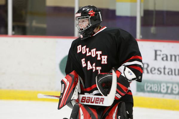 Duluth East Bantam B1 Hockey