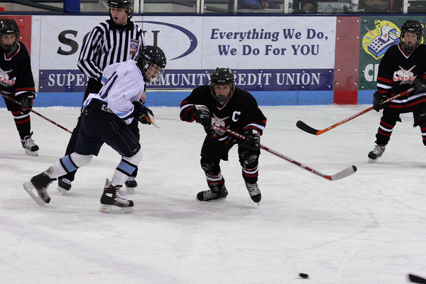Duluth East PeeWee Hockey
