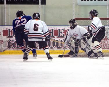 Duluth East End PeeWee B2 vs. Hibbing 1-1-2008