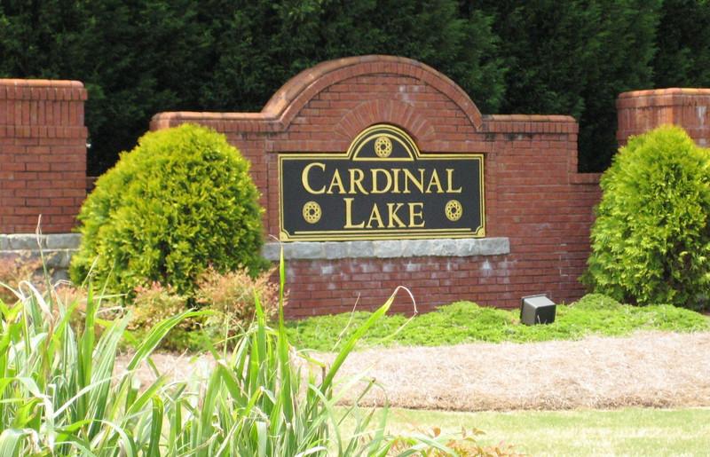 Cardinal Lake-Duluth Ga