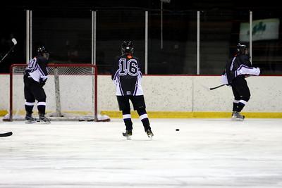 Duluth Junior Gold vs. Grand Rapids, MN 12-27-2010
