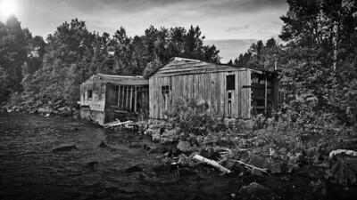 Abandoned on the Lake