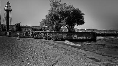 Breaker Wall Grafitti