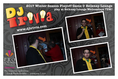 DJ Trivia Belknap Superior Photo Booth
