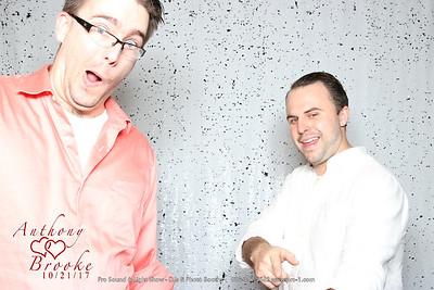 Greysolon Ballroom Wedding Photo Booth