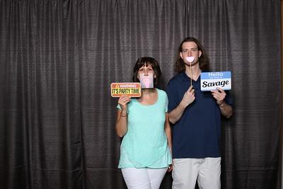 Spirit Mountain Duluth Wedding Photo Booth