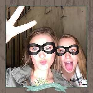 Baby Shower Photobooth in Superior WI