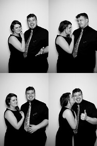 Pro Sound & Light Show Company Party Photo Booth in Duluth