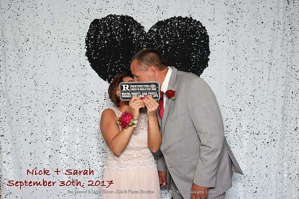 Photo booth at Duluth DECC Wedding